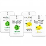 Only at Rs. 276 Palmist Pocket Hand Sanitizer Spray Combo of 4