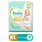 Pampers Premium Care Pant Style Diapers Extra Large – 19 Pieces