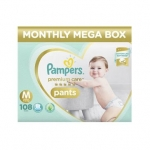 Pampers Premium Care Pant Style Diapers Medium Size