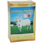 Patanjali Pure Cows Ghee, 1 Litre (healthy)