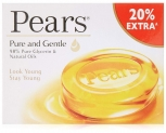 Pears Pure & Gentle Soap Bar