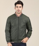 Peter England University  Full Sleeve Solid Men Jacket