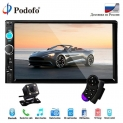 7″ HD Autoradio Multimedia Player 2DIN Touch Screen Auto audio Car Stereo