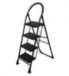 Premium Steel 4 Steps 4.4 FT Step Ladder