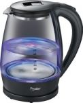 Prestige PKGL 1.7 Electric Kettle (1.7 L, Black)