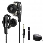 Only at Rs. 549 pTron Boom 3 4D Dual Driver in-Ear Wired Headphones