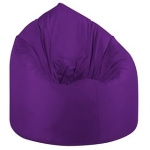 UK Bean Bags Classic Bean Bag Cover Purple Size XL