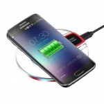 Wireless Fast Charging Desktop Mobile Phone Charger Pad
