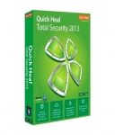 Quick Heal Total Security 1 User 1  Year Antivirus