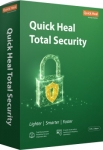 Quick Heal Total Security 1 User 3 Years  (CD/DVD)