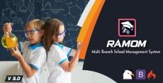 Ramom School – Multi Branch School Management System