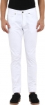 Red Tape Slim Fit Men White Trousers
