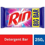 RIN Detergent Bar – 250 g (pack of 6)