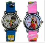 S K kids watches combo, multi colors