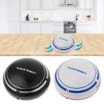 2 In 1 Rechargeable Floor Sweeping Robot Dust Catcher Intelligent Auto-Induction Floor Sweeping Robot Vacuum Cleaner