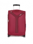 Safari Unisex Red Kayak 2W 55 Small Trolley Bag