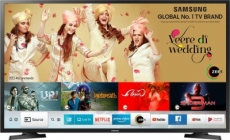 Samsung Seriess 4 80cm (32 inch) HD Ready LED Smart TV