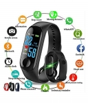 SHOPTOSHOP Smart Band Fitness Tracker Watch