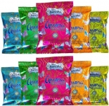 Only at Rs. 177 Herbal Holi Color Powder Pack of 10