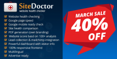 SiteDoctor – Website Health Checker