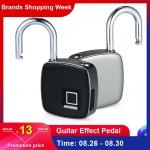 Smart Lock Keyless Fingerprint Lock IP65 Waterproof