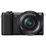 Sony Alpha ILCE5100L 24.3MP Digital SLR Camera