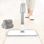Spray Mop for Hardwood Floors Dust Mop with Microfiber