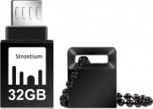 Strontium 32GB NITRO ON-THE-GO (OTG) USB 3.0 FLASH DRIVE 32 GB OTG Drive