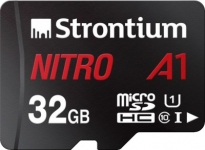 Only at Rs. 319 Strontium Nitro A1 32 GB Memory Card