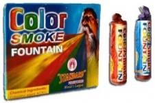Only at Rs. 210  smoke fountain Holi Color Powder Pack of 5