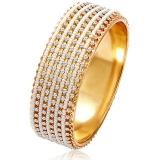 Sukkhi Gold Plated Gold & White Alloy Bracelets