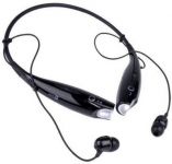 Only at Rs. 445 Black Wireless Bluetooth Headphone
