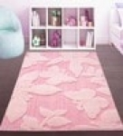 Synthetic Microfiber 5 x 3 feet Machine Made Carpet