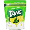 Tang Lemon and Mint Drink Powder with Resealable Pouch, 500g