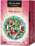 TE-A-ME Cool Wild Berry Iced Tea Box  (18 Bags)