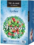 TE-A-ME Freeze Lychee Iced Tea Box  (18 Bags)