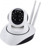 Teconica Wireless WiFi Ip Camera HD 720P Night Vision with 2 Way Audio and Support Upto 64 GB SD Card Security Camera  (500 GB, 1 Channel)
