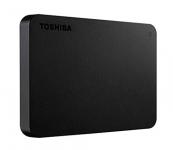 Toshibas Canvio Basic 1TB A3 USB3.0 (Black)