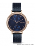 Women Navy Blue Watch