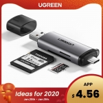 Ugreen Card Reader USB 3.0 Type C to SD Micro SD