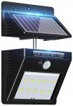 Ulfat LED Solar Power Motion Sensor Wall Light Outdoor