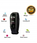 Ultra Fitness Tracker Watch M3 Band OLED Touchscreen