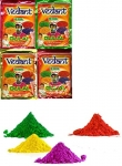 Only at Rs. 109 Vedant Non Toxic Holi Herbal Gulal Pouch