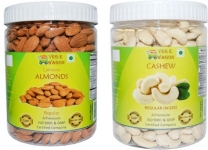 Veg E Wagon Almonds Regular & Cashew Regular