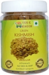 Veg E Wagon Green Kishmish(Raisins) Regular 250