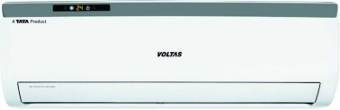Voltas 1 Ton 3 Star Split AC – White