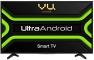 Vu 108 cm (43 inches) Full HD UltraAndroid LED TV
