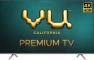 Only at Rs. 24999 Vu Premium  (43 inch) Smart Android TV