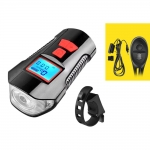 Waterproof Bicycle Light USB Charging With Horn