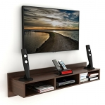 Wudville Coober TV Table with Set Top Box Stand